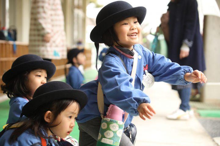 希望幼稚園の一日