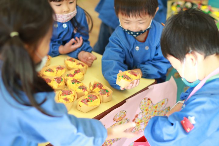 希望幼稚園の年間行事